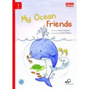 LA My Ocean Friends książka + MP3 online Level 1