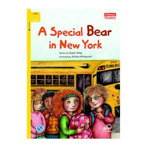 A Special Bear in New York + MP3 Online. Compass Readers. Poziom 3