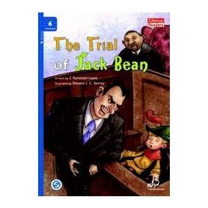 The Trial of Jack Bean + MP3 Online. Compass Readers. Poziom 6 Intermediate