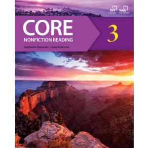 Core Nonfiction Reading 3. Podręcznik z Ćwiczeniami + Audio Online