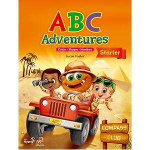 ABC Adventures Starter. Podręcznik + Ćwiczenia + CD-ROM