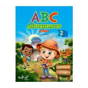 ABC Adventures 2. Podręcznik + Ćwiczenia + CD-ROM Letters M-Z