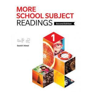 More School Subject Reading 1. Podręcznik z Ćwiczeniami + CD-ROM