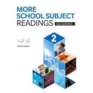 More School Subject Reading 2. Podręcznik z Ćwiczeniami + CD-ROM