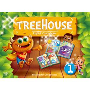 Treehouse 1. Podręcznik + MP3