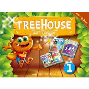 Treehouse 1. Ćwiczenia + CD