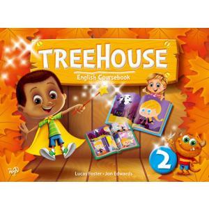 Treehouse 2. Podręcznik + MP3