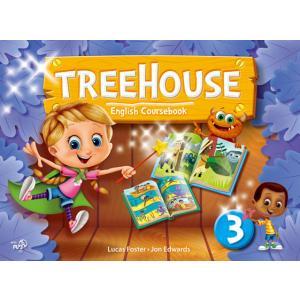Treehouse 3. Podręcznik + MP3
