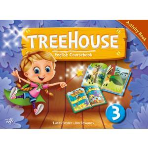 Treehouse 3. Ćwiczenia + CD