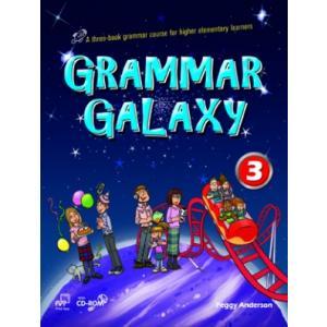 Grammar Galaxy 3 podręcznik + ćwiczenia + CD Rom