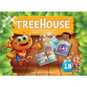 Treehouse 1B. Podręcznik + MP3