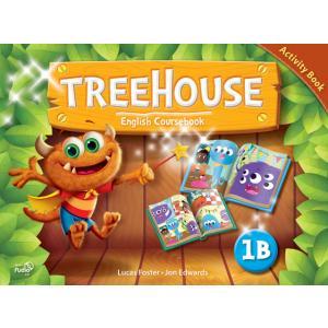 Treehouse 1B. Ćwiczenia + CD