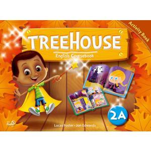Treehouse 2A. Ćwiczenia + CD