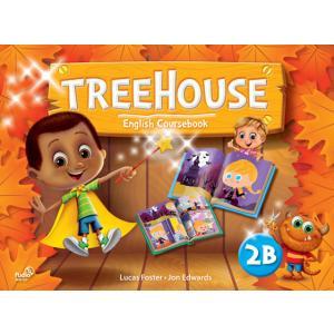 Treehouse 2B. Podręcznik + MP3
