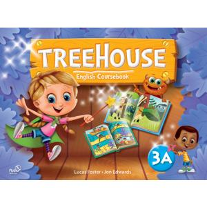 Treehouse 3A. Podręcznik + MP3