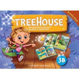Treehouse 3B. Ćwiczenia + CD