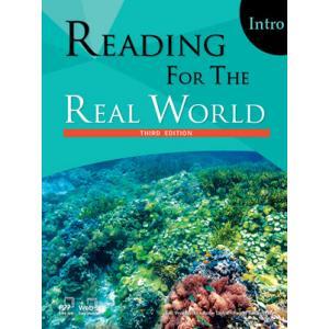 Reading for the Real World 3rd Edition Intro. Podręcznik z Ćwiczeniami + Audio Online