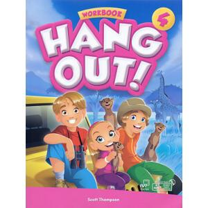 Hang Out! 4. Ćwiczenia + MP3