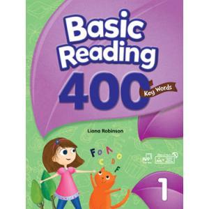 Basic Reading 400 Key Words 1. Podręcznik z Ćwiczeniami + CD-ROM + MP3