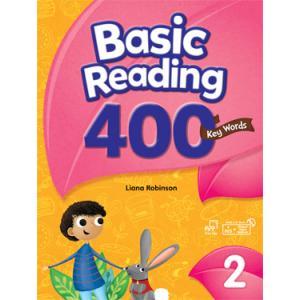 Basic Reading 400 Key Words 2. Podręcznik z Ćwiczeniami + CD-ROM + MP3