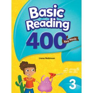 Basic Reading 400 Key Words 3. Podręcznik z Ćwiczeniami + CD-ROM + MP3