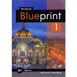Blueprint 1 A1 Beginner Workbook + Mp3 CD-ROM