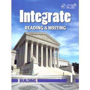Integrate Reading and Writing Building 1 + Mp3 CD ROM