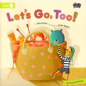 LA Let's Go, Too! książka + Mp3 online Level 1