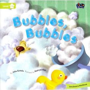 LA Bubbles, Bubbles książka + Mp3 online Level 1