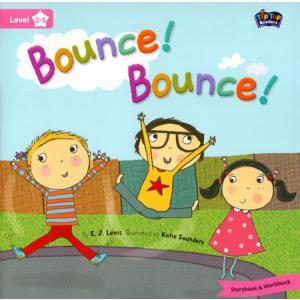 LA Bounce! Bounce! książka + Mp3 online Level 2