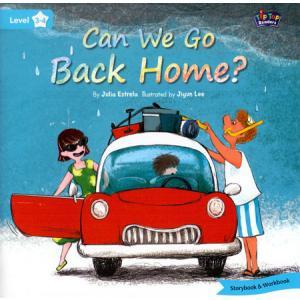 LA Can We Go Back Home? książka + Mp3 online Level 3