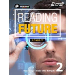 Reading Future - Connect 2 + MP3 CD