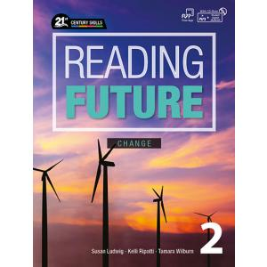Reading Future - Change 2 + Mp3 CD