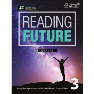 Reading Future - Change 3 + MP3 CD