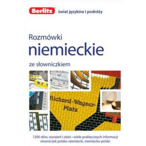 Berlitz Rozmówki niemieckie ze słowniczkiem