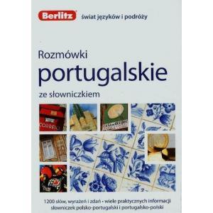 Berlitz Rozmówki portugalskie ze słowniczkiem