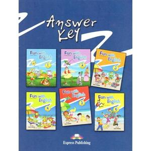 Fun + English 1-6   Answer Key