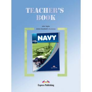 Navy. Career Paths. Książka Nauczyciela
