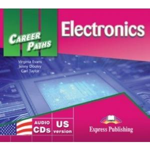 Career Paths. Electronics. Class Audio CD (US)