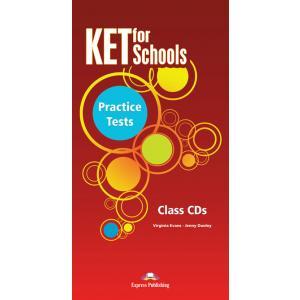 KET for Schools Practice Tests. CD do Podręcznika