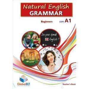 Natural English Grammar Beginners A1. Książka Nauczyciela