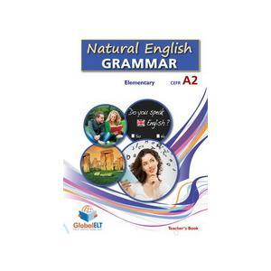 Natural English Grammar Elementary A2. Książka Nauczyciela
