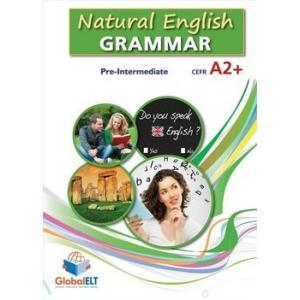 Natural English Grammar Pre-Intermediate A2+. Podręcznik