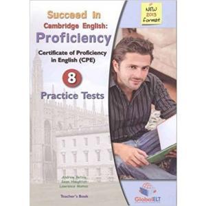 Succeed in Cambridge Proficiency. Książka Nauczyciela