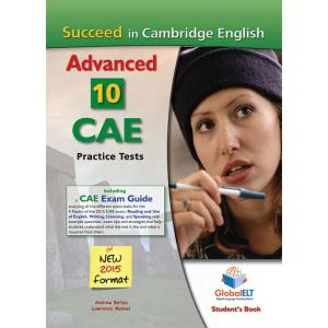Succeed in Cambridge English Advanced. Self-Study Edition