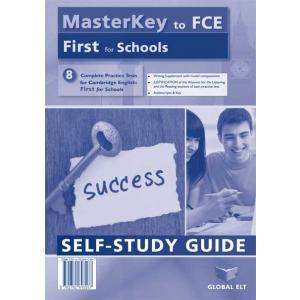 MasterKey to Cambridge English First - FCE for Schools. Self-Study Edition (Podręcznik z Kluczem)