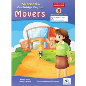 Succeed in Movers Teacher's Overprinted edition with answers