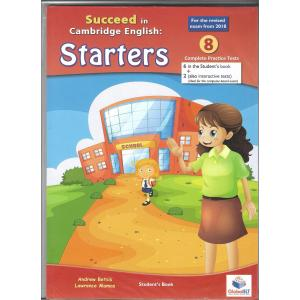 Succeed in Starters CD /3/
