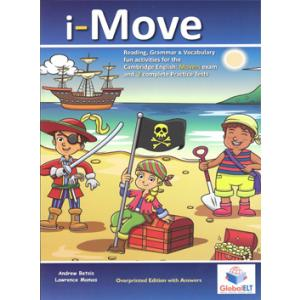 i-Move Movers Teacher's Overprinted Edition with Answers