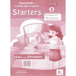 Succeed in Cambridge English Starters. Self-Study Edition